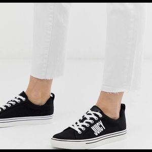 Juicy Couture lace up sneakers